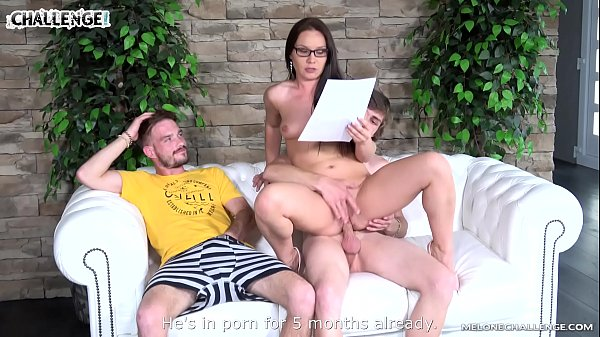 Cum in mouth, Swallow, Czech casting