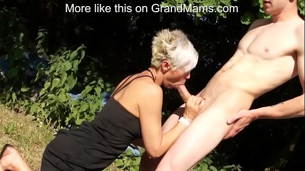 Teen, Granny, Old mam, Moms