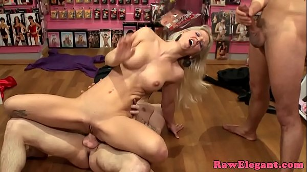 Story, Shoplifter anal, Shoplifter, Double anal