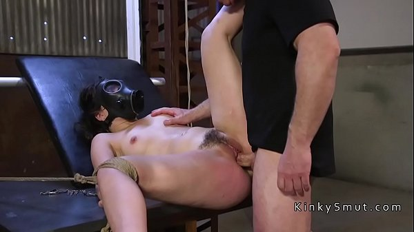 Tied, Spanked