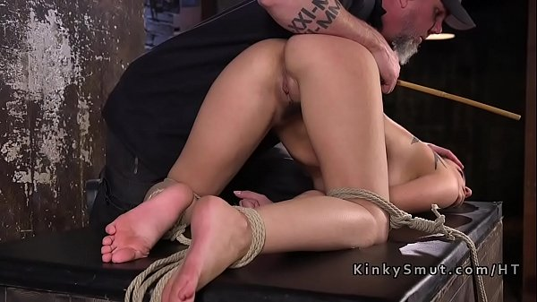 Tied, Caning, Hogtied